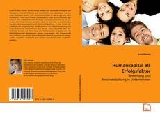 Bookcover of Humankapital als Erfolgsfaktor