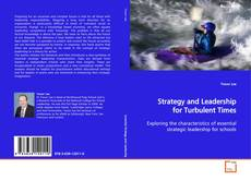 Buchcover von Strategy and Leadership for Turbulent Times