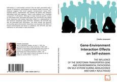 Couverture de Gene-Environment Interaction Effects on Self-esteem