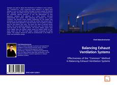 Capa do livro de Balancing Exhaust Ventilation Systems