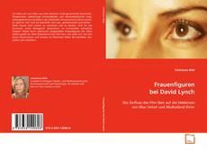 Bookcover of Frauenfiguren bei David Lynch