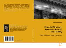Capa do livro de Financial Structure, Economic Growth, and Stability