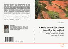 Buchcover von A Study of NAP to Combat Desertification in Chad