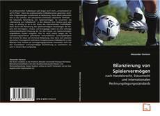 Buchcover von Bilanzierung von Spielervermögen