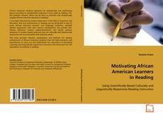 Borítókép a  Motivating African American Learners in Reading - hoz