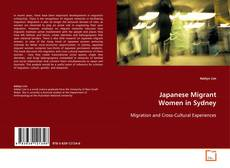 Bookcover of Japanese Migrant Women in Sydney