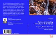 Portada del libro de Numerical Modeling of Fractured Rock Masses
