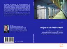 Bookcover of Vergleiche hinter Gittern