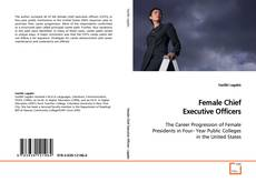 Buchcover von Female Chief Executive Officers