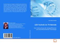 LED-Technik im TV-Betrieb的封面