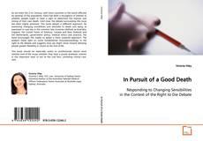 Capa do livro de In Pursuit of a Good Death