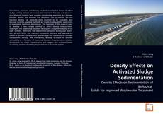 Buchcover von Density Effects on Activated Sludge Sedimentation