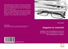 Bookcover of Magazine im Unterricht
