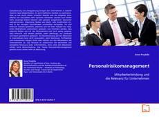 Personalrisikomanagement的封面