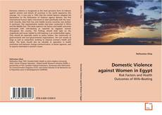 Couverture de Domestic Violence against Women in Egypt