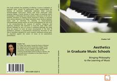 Обложка Aesthetics in Graduate Music Schools