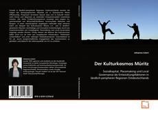 Bookcover of Der Kulturkosmos Müritz