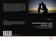 Portada del libro de Transaktionsanalyse in der Sozialen Arbeit