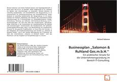 "Buchcover von Businessplan ""Salomon"