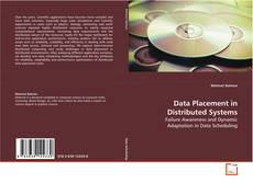 Data Placement in Distributed Systems kitap kapağı