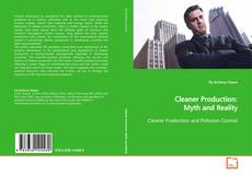 Bookcover of Cleaner Production: Myth and Reality