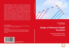 Bookcover of Design of Minimum-Weight Structures