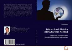 Borítókép a  Führen durch Ziele im interkulturellen Kontext - hoz