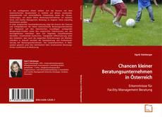 Portada del libro de Chancen kleiner Beratungsunternehmen in Österreich