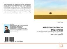Göttliches Suchen im Steppengras kitap kapağı
