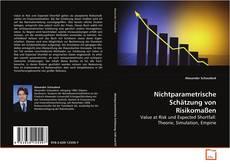 Buchcover von Nichtparametrische Schätzung von Risikomaßen
