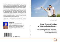 Copertina di Equal Representation of Women in Parliament