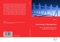 Bookcover of Community