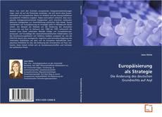 Bookcover of Europäisierung als Strategie