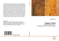 Bookcover of Copper Cycles