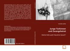Buchcover von Junge Türkinnen und Zwangsheirat -