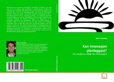 Обложка Kan innovasjon planleggast?