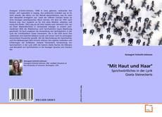 """Buchcover von """"Mit Haut und Haar"""""""
