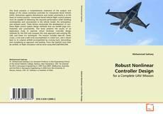 Capa do livro de Robust Nonlinear Controller Design