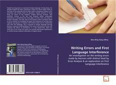 Borítókép a  Writing Errors and First Language Interference - hoz