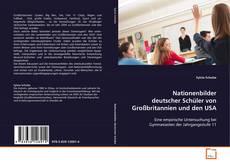Couverture de Nationenbilder deutscher Schüler von Großbritannien und den USA