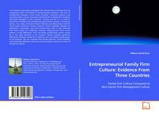 Обложка Entrepreneurial Family Firm Culture: Evidence From Three Countries
