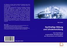 Buchcover von Nachhaltige Bildung und Schulentwicklung