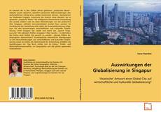 Auswirkungen der Globalisierung in Singapur的封面