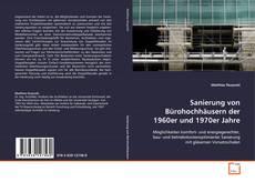 Обложка Sanierung von Bürohochhäusern der 1960er und 1970er Jahre