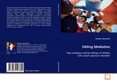 Bookcover of Sibling Mediation