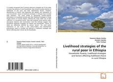 Livelihood strategies of the rural poor in Ethiopia kitap kapağı