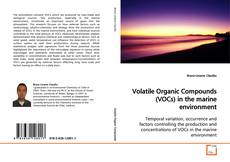 Volatile Organic Compounds (VOCs) in the marine environment的封面