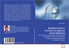 Couverture de Modified Stokes's Formula for Regional Geoid Modeling
