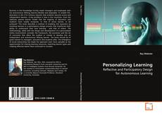 Bookcover of Personalizing Learning
