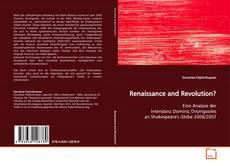 Buchcover von Renaissance and Revolution?